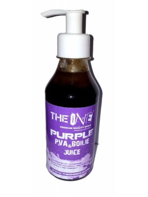 The Purple One PVA & Boilies Juice 250ml