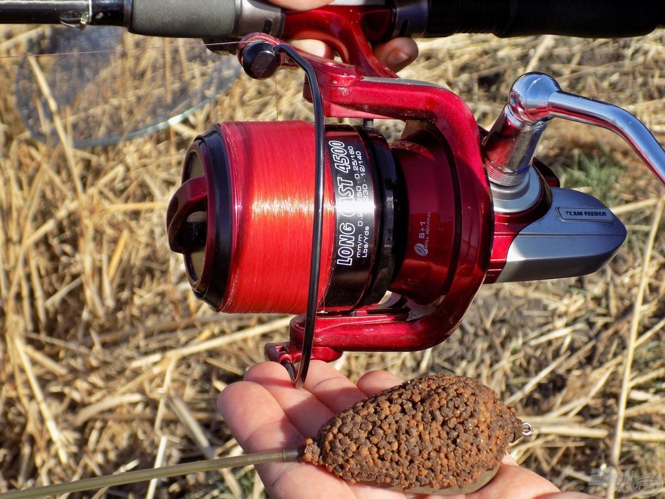 Jarné feeder tipy na lov kaprov