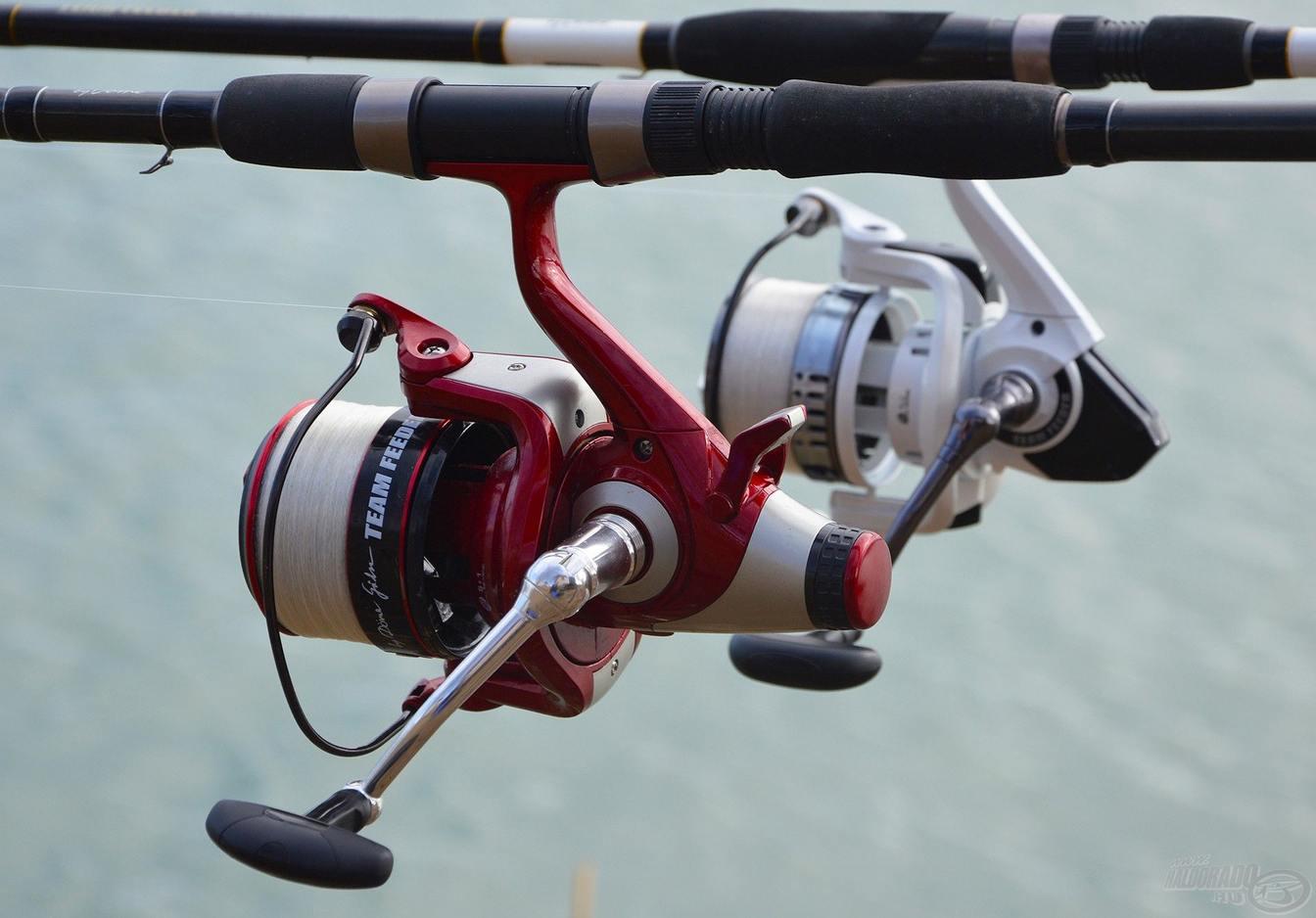 Feederové rybaření