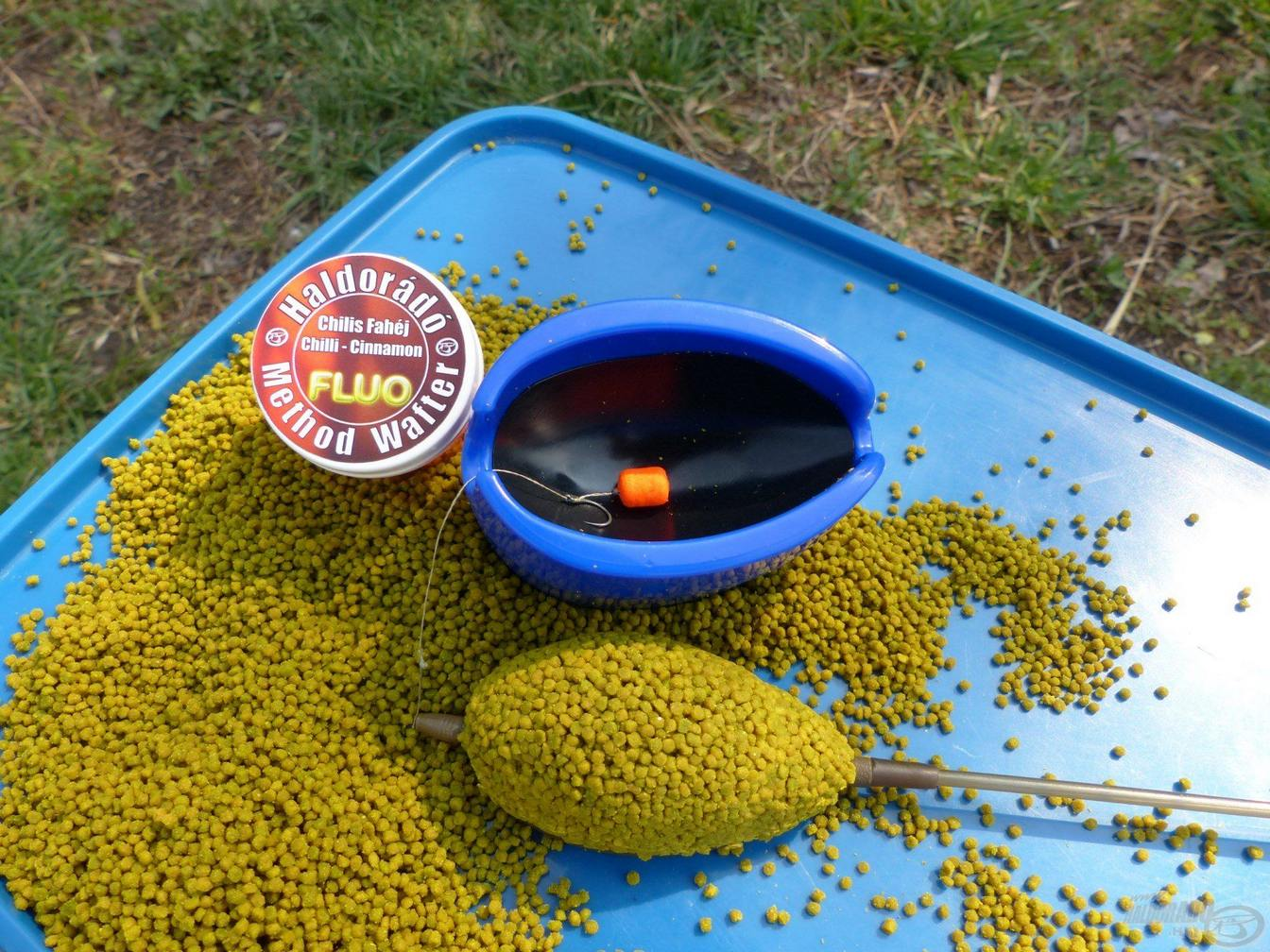 fluo method feeder