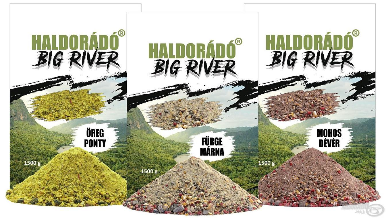 Haldorado big river