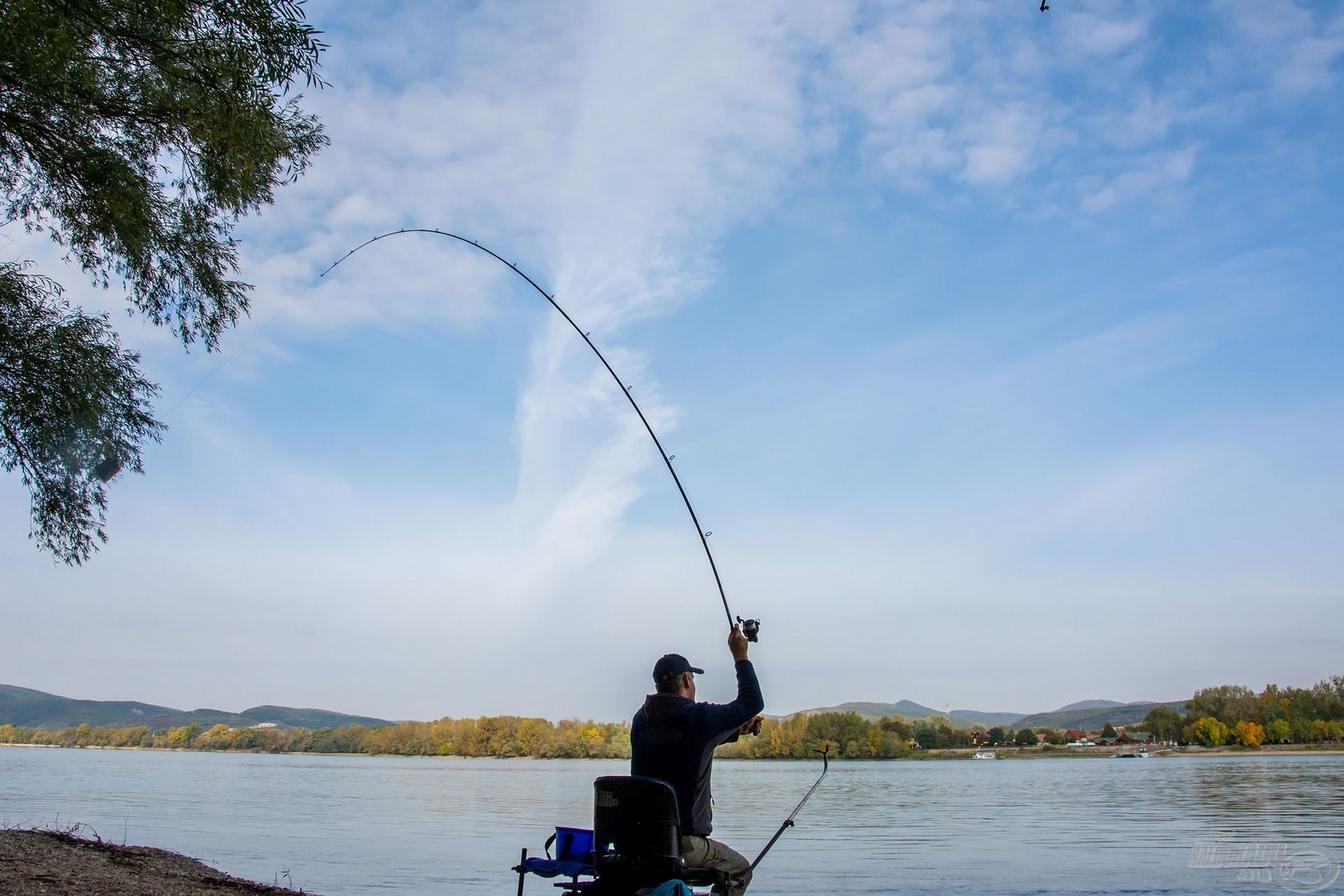 Feederové tipy pro lov na tekoucí vodě